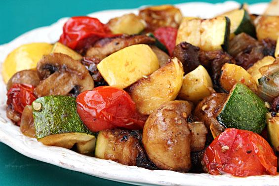 как приготовить овощи-гриль в домашних условиях