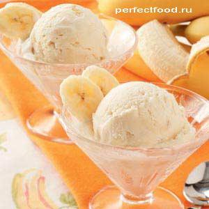 Мороженое пломбир в домашних условиях - рецепт с фото 1