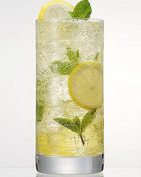 Мятный лимонад в домашних условиях.