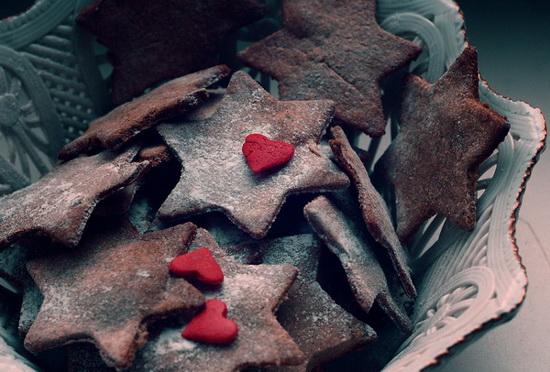 Овсяное печенье с кофе