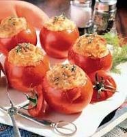 Запечёные помидоры