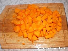 Морковь для плова