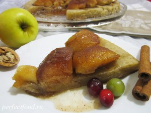 Как приготовить яблочный тарт Татен