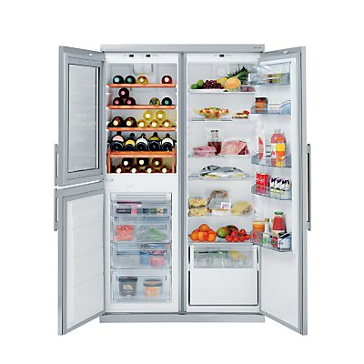 как выбрать холодильник - трёхкамерный холодильник