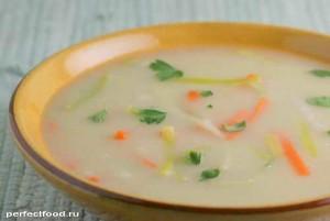 Французский суп жюльен