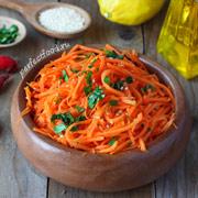 Корейская морковка - рецепт с фото и видео