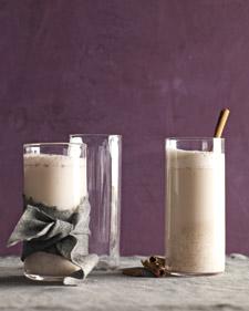 Как сделать молочный коктейль с рисом