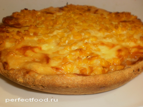 Картофельная пицца или пирог с картофелем и сыром — фото-рецепт