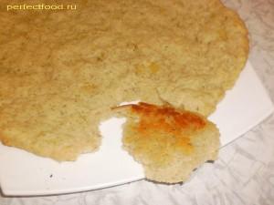 Вкусная картофельная лепёшка с укропом