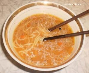 Рецепт мисо супа с рисовой лапшой - как приготовить суп мисо