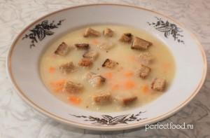 Вкусный гороховый суп быстро