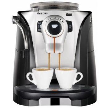 Ароматный кофе с кофемашиной saeco