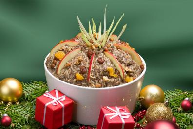 Кутья рождественская из пшеницы
