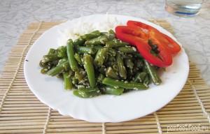 Как готовить зелёную стручковую фасоль