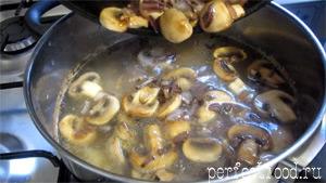 Варим вкусный супч с гречкой и грибами
