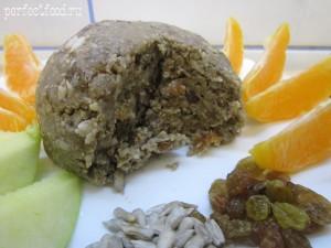 Подсолнечная халва в домашних условиях - рецепт приготовления