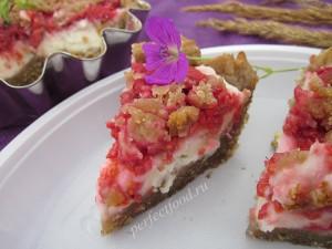 Рецепт ягодного тарта.