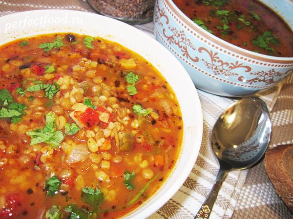 Как приготовить турецкий свадебный суп - рецепт