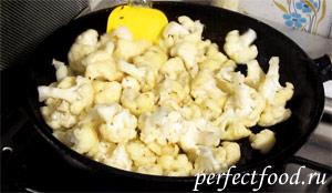 Как приготовить цветную капусту вкусно - рецепт париготовления с фото 6