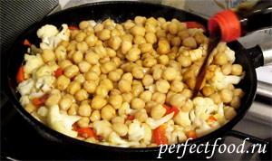 Как приготовить цветную капусту вкусно - рецепт париготовления с фото 9