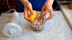 Миндальный сыр - фото-рецепт 3
