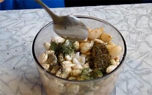 Миндальный сыр - фото-рецепт 4