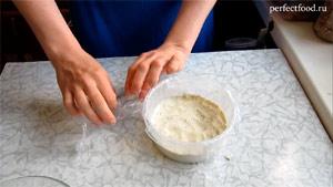 Миндальный сыр - фото-рецепт 7