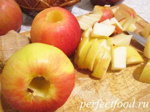 Яблоки запечённые в духовке - рецепт с фото 1