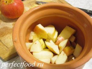 Яблоки запечённые в духовке - рецепт с фото 3