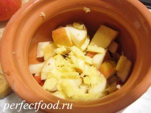 Яблоки запечённые в духовке - рецепт с фото 4