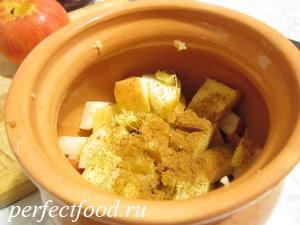 Яблоки запечённые в духовке - рецепт с фото 5