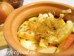 Яблоки запечённые в духовке - рецепт с фото 6