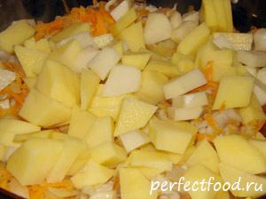 Овощное рагу с грибами - фото-рецепт 3