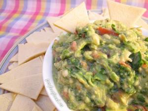 Как приготовить соус гуакамоле - рецепт и видео