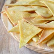 Начос — мексиканские чипсы из тортильи. Видео-рецепт