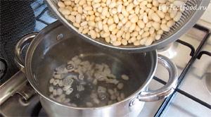 Винегрет с фасолью - фото-рецепт 1