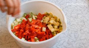 овощи запеченные в духовке фото 2