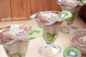 Фруктовое мороженое - рецепт с фото