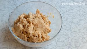 Как сделать песочное тесто без яиц - рецепт 2