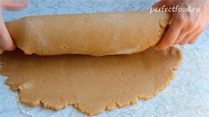 Как приготовить песочный пирог с творогом. Рецепт с фото 1