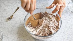 Рецепт постного шоколадного торта без яиц и молока - фото 1