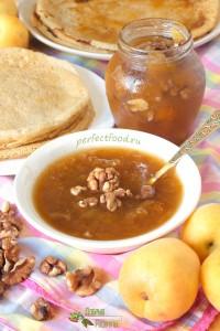 Как приготовить абрикосовое варенье с косточками - рецепт