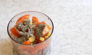 Фаршированные баклажаны в духовке - рецепт с фото 2