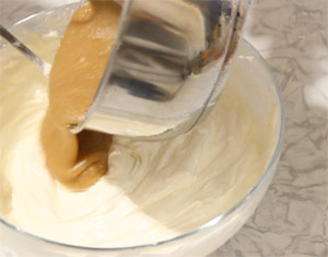 Фото-рецепт - чизкейк из творога без выпечки - 6