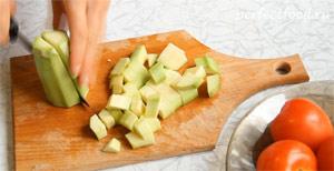 как приготовить овощное рагу - рецепт