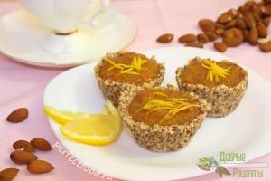 Хурма рецепт пирожных с фото