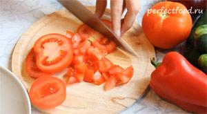 Шопский салат. Рецепт с фото 1