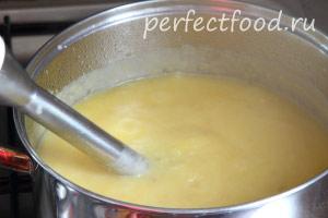 Тыквенный суп-пюре - рецепт с фото 3