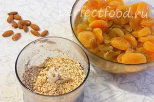Ржаное печенье постное (веганское) - рецепт с фото 1