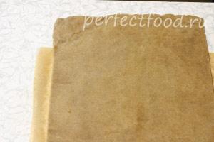 Ржаное печенье постное (веганское) - рецепт с фото 8